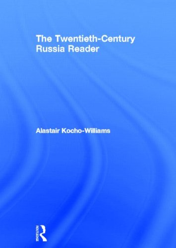 9780415583084: The Twentieth Century Russia Reader (Routledge Readers in History)