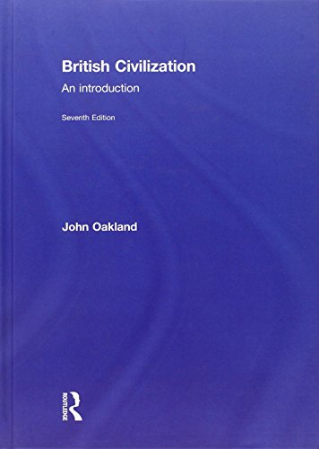 9780415583275: British Civilization: An Introduction