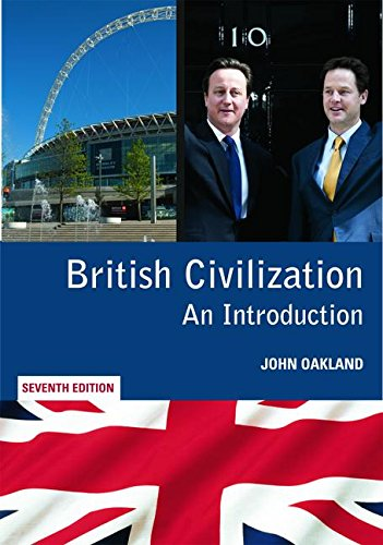 9780415583282: British Civilization: An Introduction