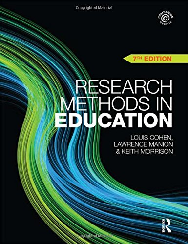 9780415583350: Research Methods in Education