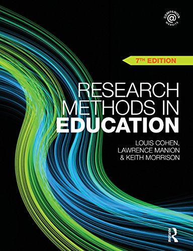 9780415583367: Research Methods in Education
