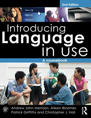 9780415583381: Introducing Language in Use: A Course Book