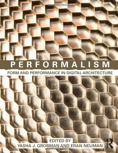9780415583602: Performalism: Form and Performance in Digital Architecture