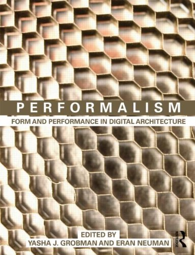 9780415583619: Performalism: Form and Performance in Digital Architecture