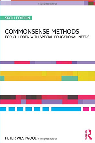 9780415583756: Commonsense Methods for Children with Special Educational Needs