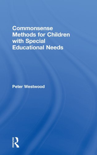 9780415583763: Commonsense Methods for Children with Special Educational Needs