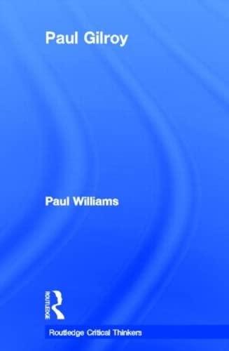 9780415583961: Paul Gilroy