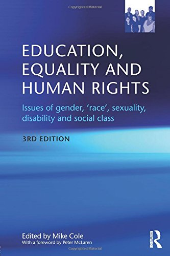 9780415584166: Education, Equality and Human Rights: Issues of gender, 'race', sexuality, disability and social class