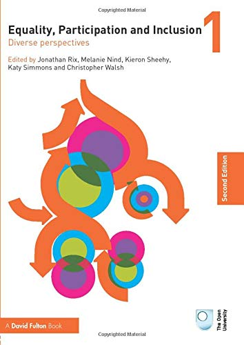 9780415584227: Equality, Participation and Inclusion 1: Diverse Perspectives