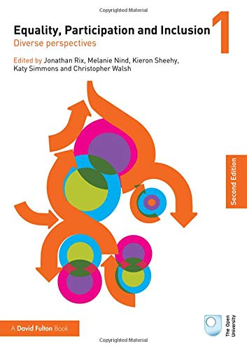 9780415584234: Equality, Participation and Inclusion 1: Diverse Perspectives