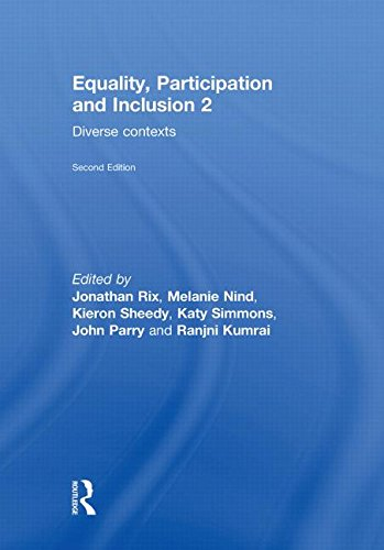 9780415584258: Equality, Participation and Inclusion 2: Diverse Contexts