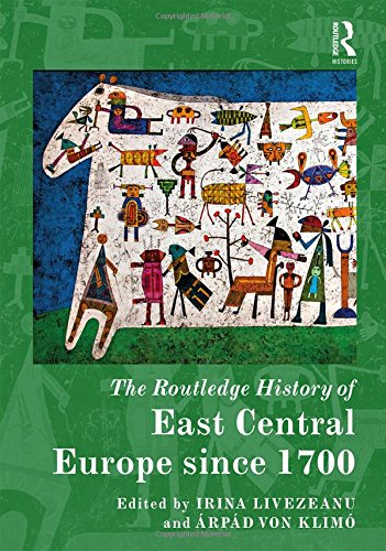 9780415584333: The Routledge History of East Central Europe since 1700