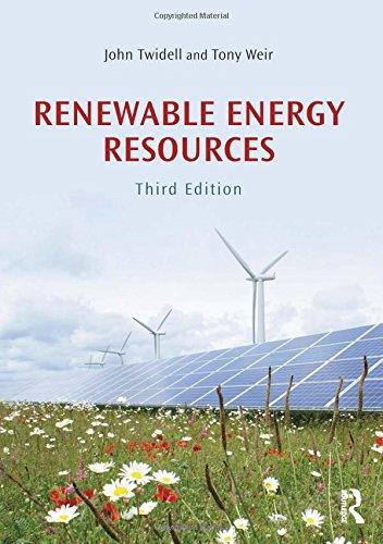9780415584371: Renewable Energy Resources
