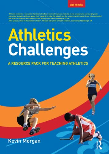 9780415584425: Athletics Challenges: A Resource Pack for Teaching Athletics