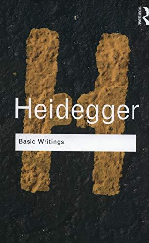 9780415584821: Basic Writings: Martin Heidegger (Routledge Classics)
