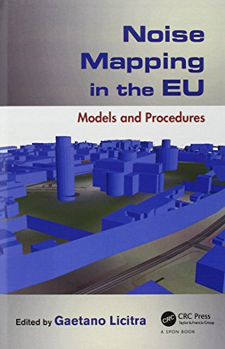 9780415585095: Noise Mapping in the EU: Models and Procedures