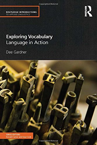 9780415585446: Exploring Vocabulary: Language in Action