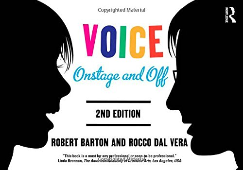 Voice: Onstage and Off: Barton, Robert; dal Vera, Rocco