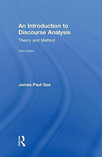 9780415585699: An Introduction to Discourse Analysis: Theory and Method
