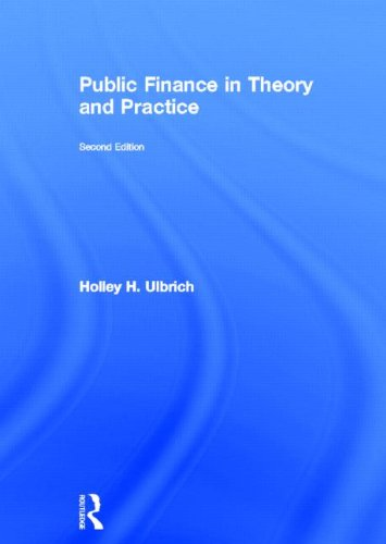 9780415585965: Public Finance in Theory and Practice Second edition
