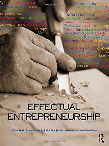 9780415586436: Effectual Entrepreneurship
