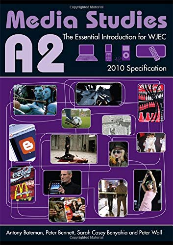 9780415586597: A2 Media Studies: The Essential Introduction for WJEC (Essentials)