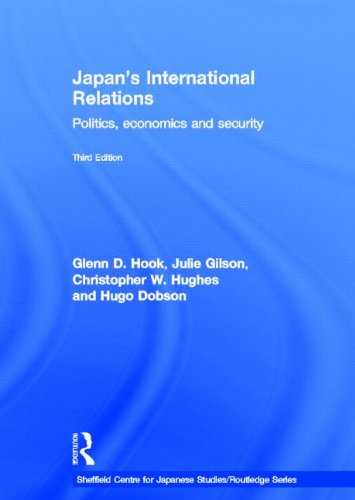 9780415587426: Japan's International Relations: Politics, Economics and Security