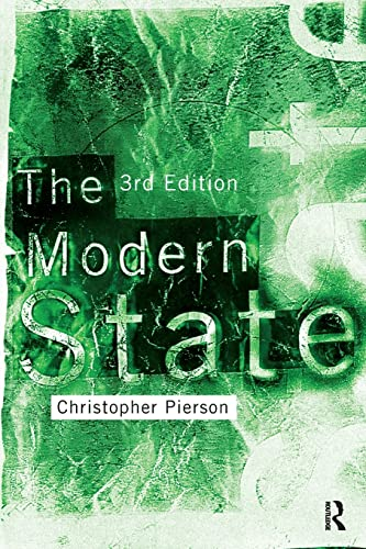 9780415587624: The Modern State