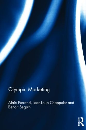 9780415587860: Olympic Marketing