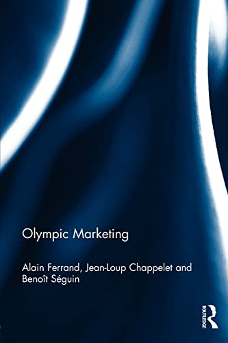 9780415587877: Olympic Marketing