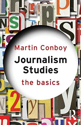 9780415587945: Journalism Studies: The Basics