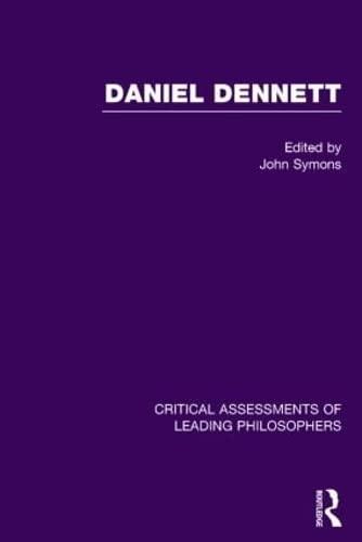 Daniel Dennett (Hardback)