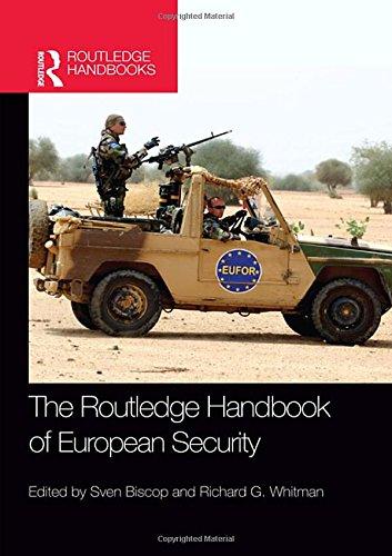 9780415588287: The Routledge Handbook of European Security