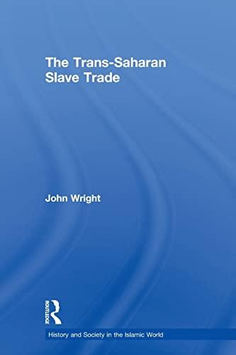 9780415589475: The Trans-Saharan Slave Trade