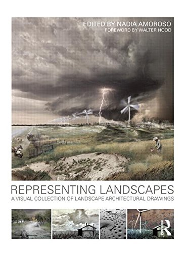 9780415589567: Representing Landscapes: A Visual Collection of Landscape Architectural Drawings