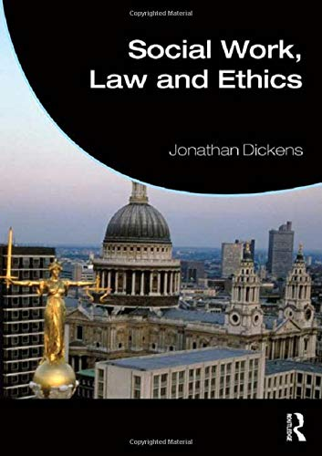 9780415590150: Social Work, Law and Ethics (Student Social Work)