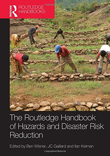 9780415590655: Handbook of Hazards and Disaster Risk Reduction
