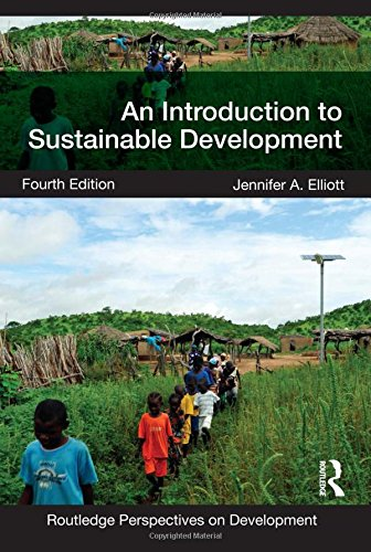 9780415590723: Routledge Perspectives on Development - SET: An Introduction to Sustainable Development: Volume 7