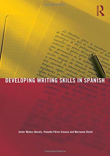 9780415590822: Developing Writing Skills in Spanish