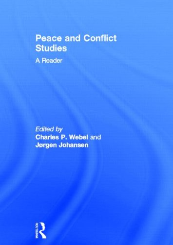 9780415591287: Peace and Conflict Studies: A Reader