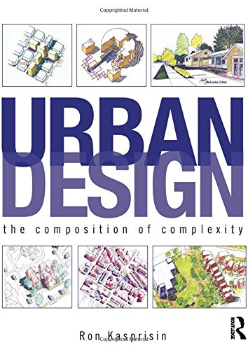 9780415591478: Urban Design: The Composition of Complexity