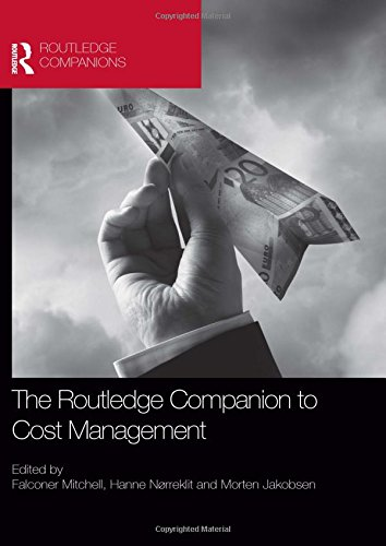 9780415592475: The Routledge Companion to Cost Management (Routledge Companions in Business, Management and Accounting)
