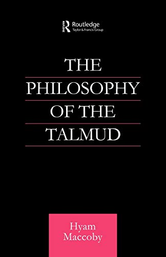 9780415592642: Philosophy of the Talmud (Routledge Jewish Studies Series)