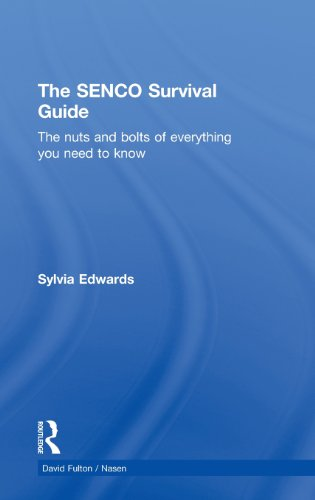 9780415592802: The SENCO Survival Guide: The Nuts and Bolts of Everything You Need to Know (nasen spotlight)