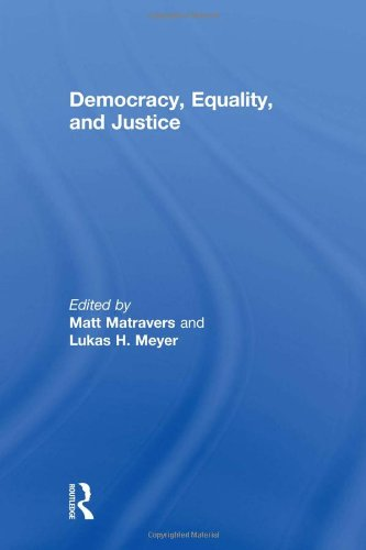 9780415592925: Democracy, Equality, and Justice