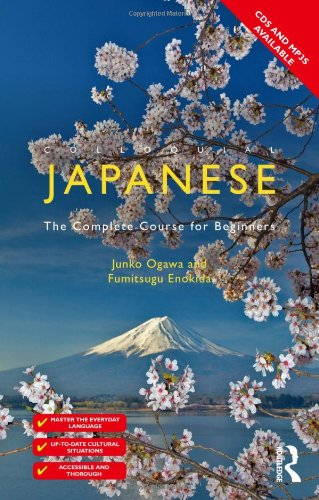 9780415593304: Colloquial Japanese: The Complete Course for Beginners (Colloquial Series)