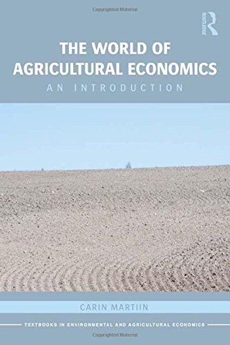 9780415593595: The World of Agricultural Economics: An Introduction (Routledge Textbooks in Environmental and Agricultural Economics)