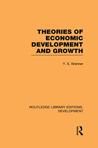 9780415593625: Theories of Economic Development and Growth