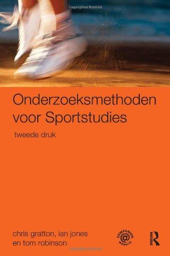 9780415593991: Onderzoeksmethoden voor Sportstudies (Dutch Edition)
