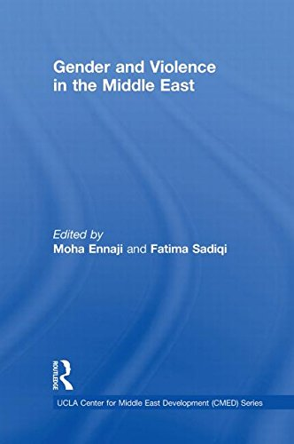 9780415594103: Gender and Violence in the Middle East